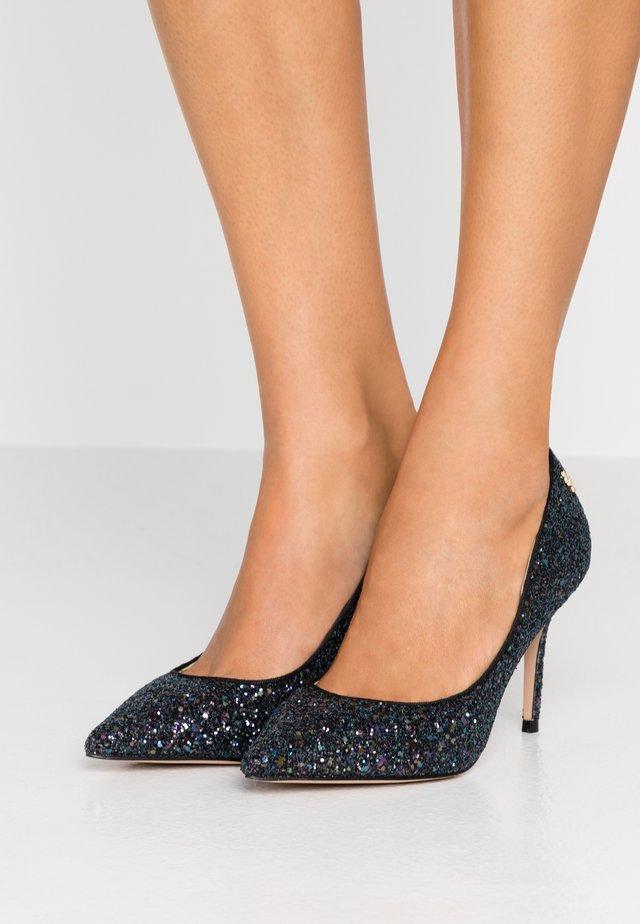 PENINA - High heels - dark glitter