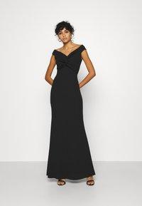WAL G. - AUBRIERLLE DRESS - Cocktail dress / Party dress - black - 1