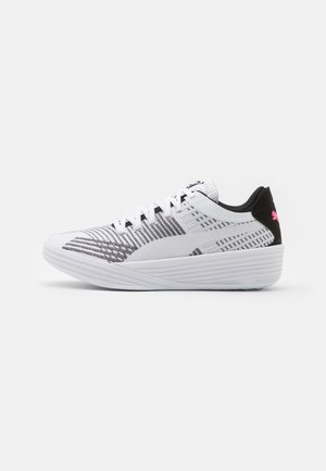 CLYDE ALL PRO - Zapatillas de baloncesto - white/black