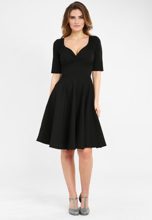 TRIXIE - Day dress - black