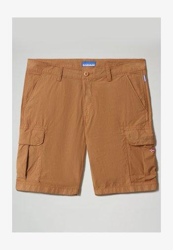 N-ICE CARGO - Shorts - chipmunk beige