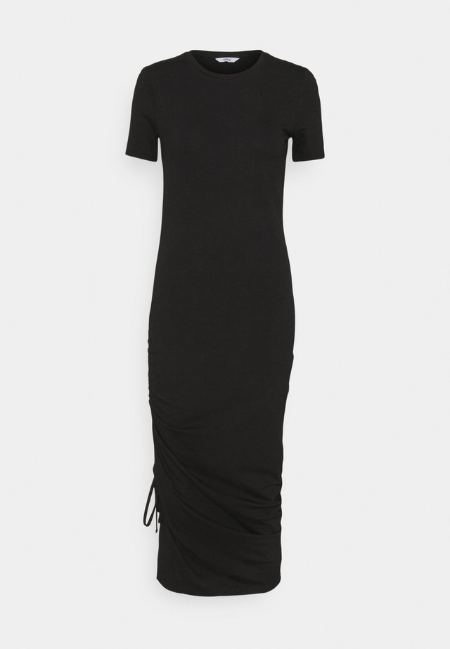 ENZOE DRESS  - Maksimekko - black