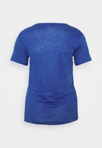 CLOSED - WOMENS DELETION LIST - Basic T-shirt - cobalt blue - 7