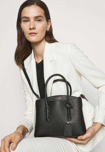 MEDIUM SATCHEL UNSIZED - Handbag - black