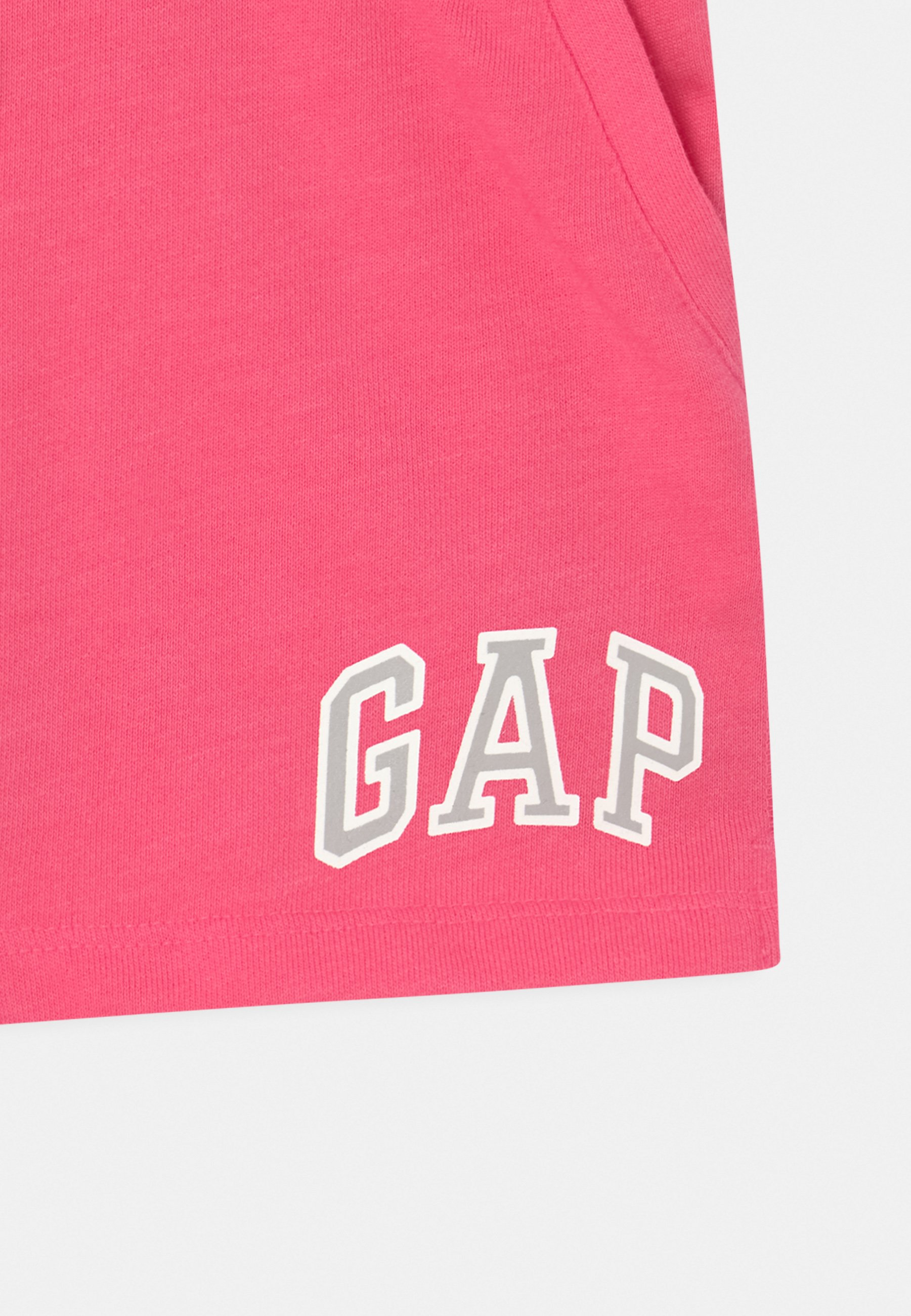 Kids GIRL LOGO  - Shorts - pink jubilee
