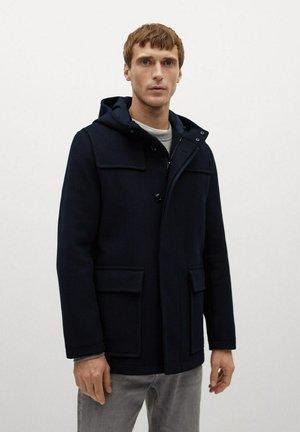 MEDINA - Classic coat - dunkles marineblau