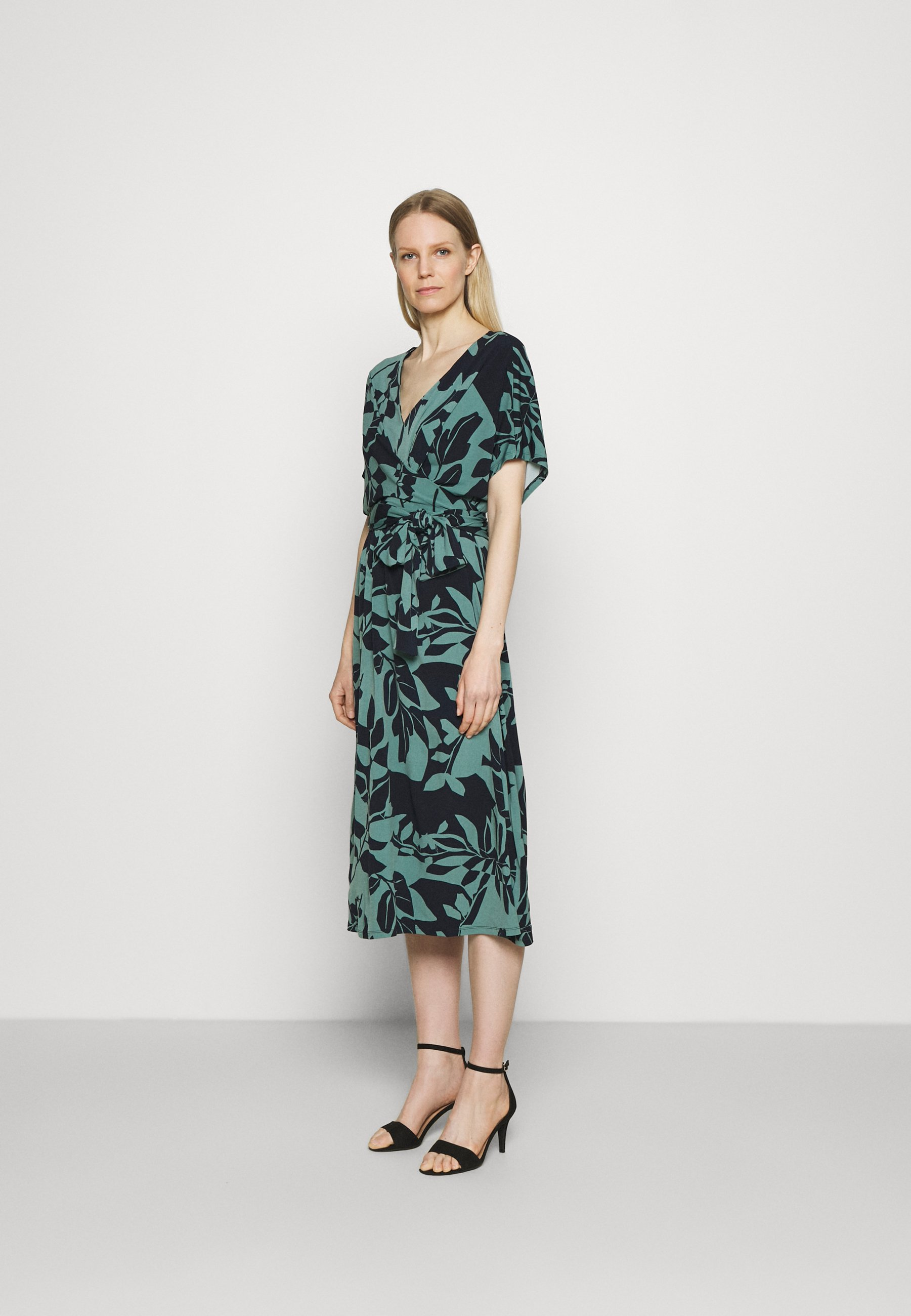 Women Jersey dress - navy