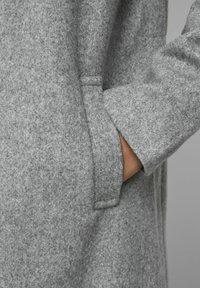 Jack & Jones Junior - Short coat - medium grey melange - 5