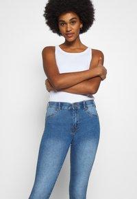 Dr.Denim - PLENTY - Jeans Skinny Fit - paradise light blue - 4