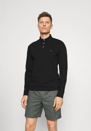 1985 SLIM  - Polo shirt - black