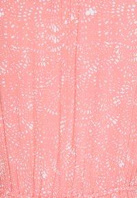 GAP - ZEN DRESS - Vestido informal - white/pink - 2