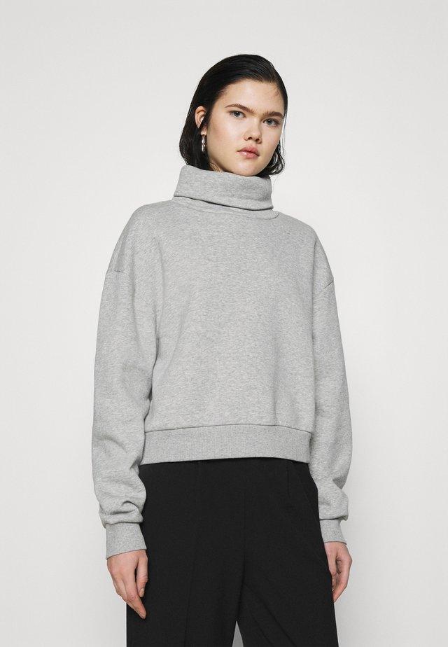 ORILA - Sweter - grau