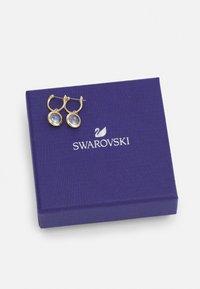 Swarovski - TAHLIA HOOP - Earrings - gold-coloured - 2