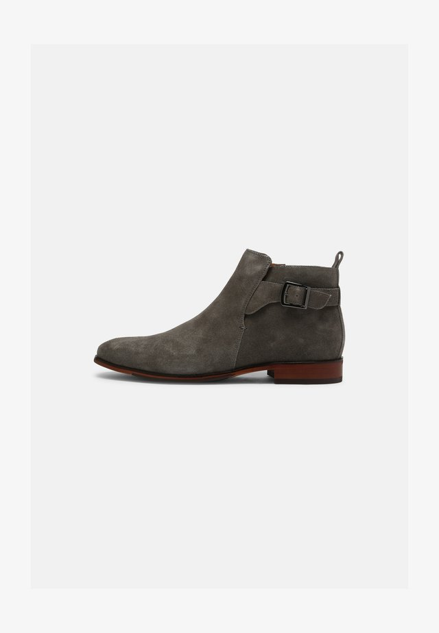 BAYLOR - Classic ankle boots - grey