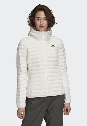 VARILITE SOFT HOODED  - Soft shell jacket - white