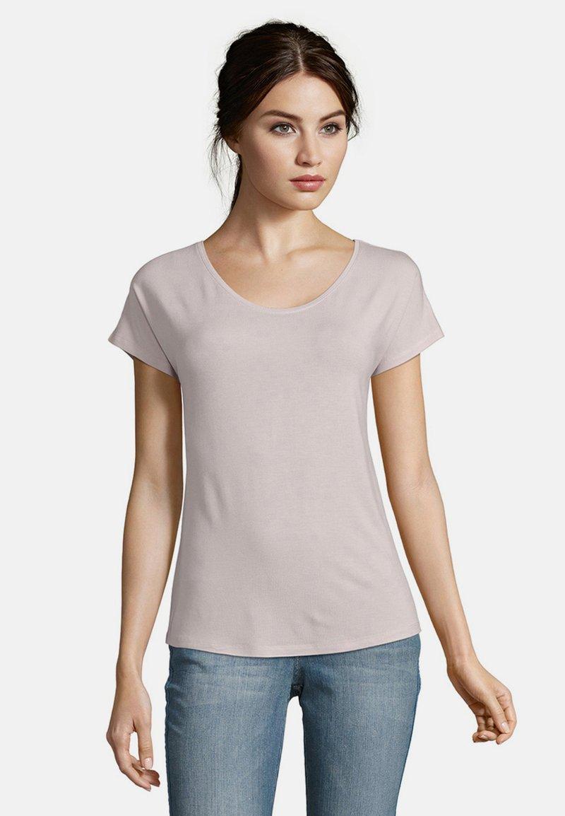 Betty & Co - Basic T-shirt - pink