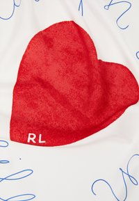 Polo Ralph Lauren - HEART - Foulard - white/red - 3