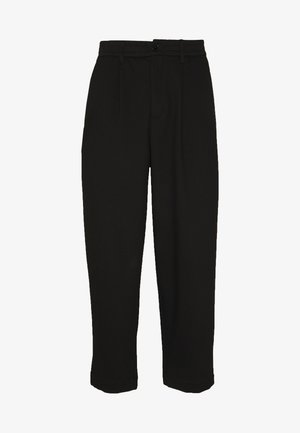 HELTASKELTER - Pantalon classique - black