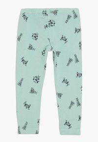 Smitten Organic - LEGGING STRAIGHT BABY - Leggings - Trousers - dewdrop - 1