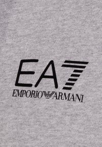 EA7 Emporio Armani - Bluza z kapturem - medium grey melange - 4