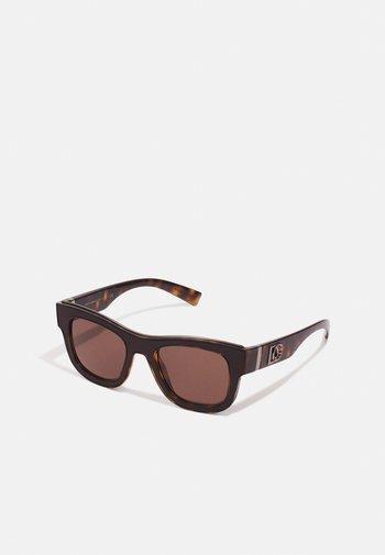 UNISEX - Sunglasses - havana