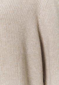 Ecoalf - CABO LONG WOMAN - Cardigan - beige - 2
