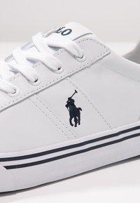 Polo Ralph Lauren - HANFORD - Sneakers - white - 5