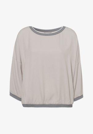 Blouse - light gray