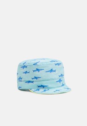 MINI BOY HAIE - Cap - hellazur/blau