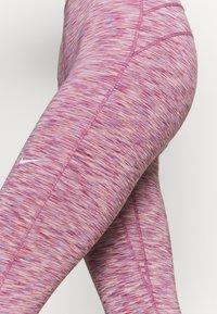 Nike Performance - CROP - Medias - sweet beet/pink glaze/white - 5