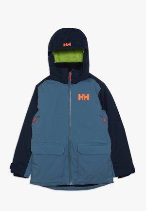 SKYHIGH JACKET - Ski jacket - blue fog