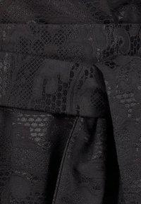 ANNA ETTER - JACQUELYN - Korte jurk - black - 3