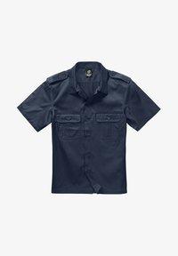 Brandit - HERREN US HEMD 1/2 - Shirt - navy - 6