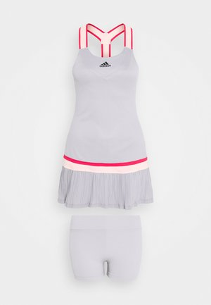 Sportovní šaty - glow grey
