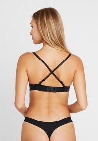 DKNY Intimates - LITEWEAR STRAPLESS BRA - Multiway / Strapless bra - black - 3