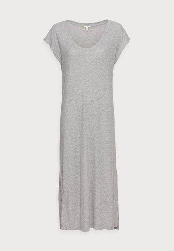 DRESS - Jersey dress - light grey
