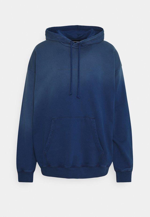 S-UMMERIB-A81 FELPA - Jersey con capucha - blue