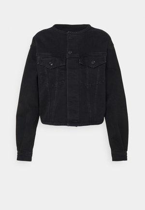 GABI JACKET FEARLESS - Veste en jean - black