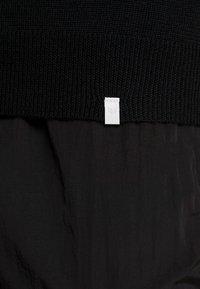 Minimum - FLORMAN - Pullover - black - 5
