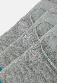 Stance - GAMUT 3 PACK - Sportovní ponožky - grey heather - 1