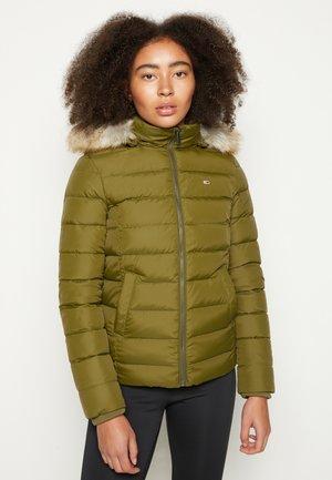 BASIC  - Down jacket - northwood olive