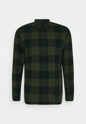 Skjorter - oliv/ black