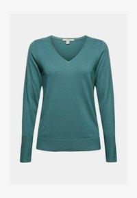 Esprit - Pullover - teal blue - 6