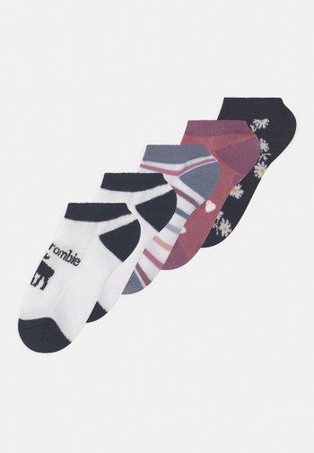 ANKLE 5 PACK - Socks - off-white