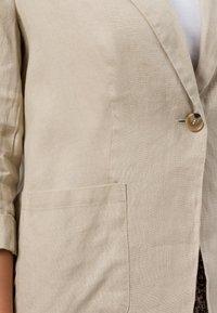 zero - Blazer - raw cotton - 3