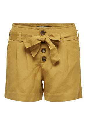 Shorts - golden spice