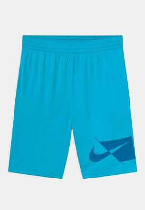 PLUS - Short de sport - chlorine blue/imperial blue