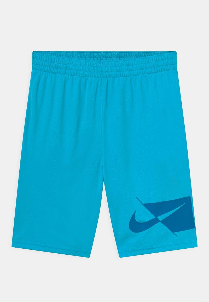 Nike Performance - PLUS - Sports shorts - chlorine blue/imperial blue