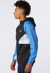 New Balance - NB ATHLETICS  - Summer jacket - faded cobalt - 2