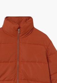 Grunt - WANDA - Winter jacket - rust - 2